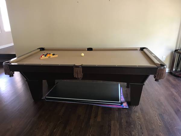 Pool Tables For Sale Los Angeles SOLO Sell A Pool Table - Contender pool table