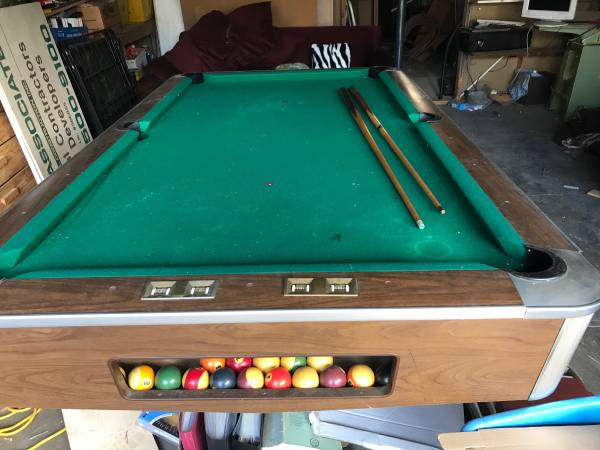Solo 174 Los Angeles Pool Table For Sale 96