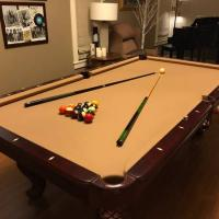 8 ft. Professional Pool Table
