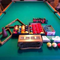4 1/2' X 9' Olhausen Pool Table for Sale
