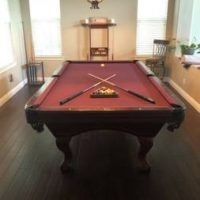 9' World of Leisure Pool Table