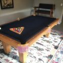 Like New Olhausen Pool Table