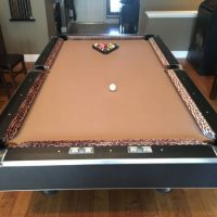 8' Pearl Pool Table by Imperial International
