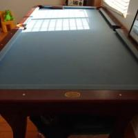 Pool Table Tournament Size