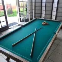 Stunning Golden West Billiards Pool Table