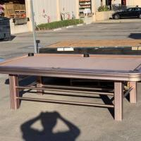 Out Door Pool Table