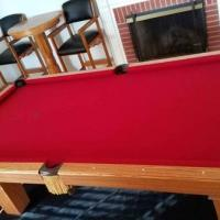 Pool Table, Pub Tables & Stools