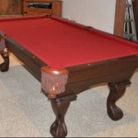 Pool Table by Murray