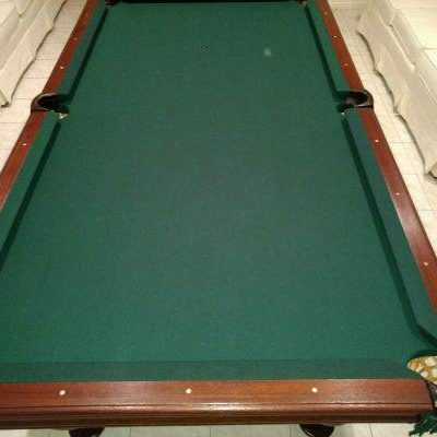 Slate Pool Table-Totally Beautiful