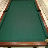 "1"" Slate Pool Table Totally Beautiful"