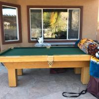 Pool Table Good Condition
