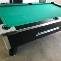 Commercial Coin Operated Pool Table