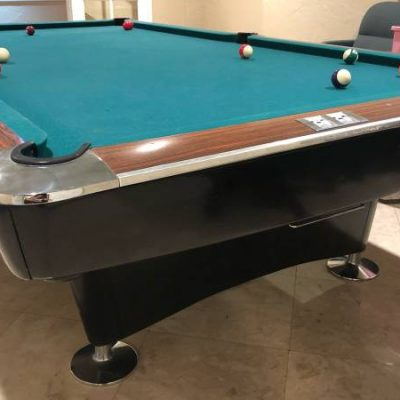 Brunswick Gold Crown 9' Pool Table for Sale