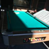 Good Shape Pool Table