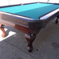 8 Foot Oversized Pool Table