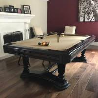 8' Montebello Pool Table