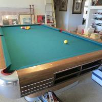 Brunswick Anniversary Model 9' Pool Table